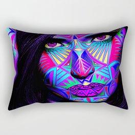 ETNIC-GIRL-ART Rectangular Pillow