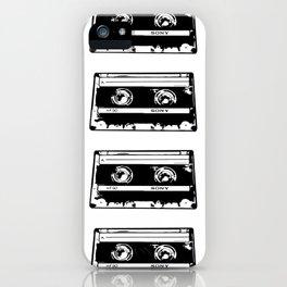 Retro Jams iPhone Case