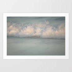 Saltwash Art Print