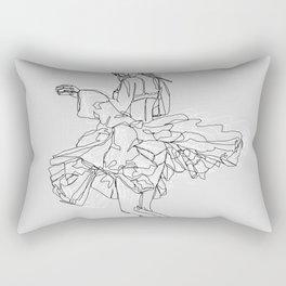 Sweet Freedom Rectangular Pillow