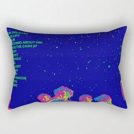 Brock hampton Iridescence poster Rectangular Pillow
