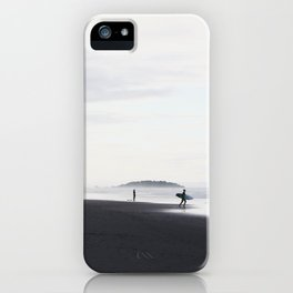 Mount Maunganui 2 iPhone Case