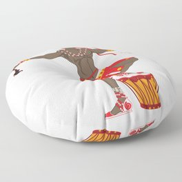 Chango Floor Pillow