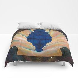 Venus in Space Comforters