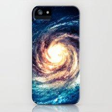 Spiral Galaxy Slim Case iPhone (5, 5s)