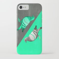 Pigeon's reflexion iPhone 7 Slim Case