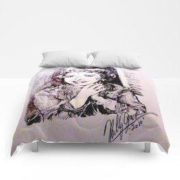 Gracie Allen Comforters