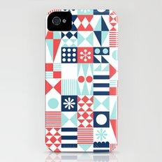 Tradewinds navy iPhone (4, 4s) Slim Case