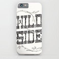 Wild side iPhone 6s Slim Case