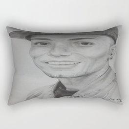 Omer Bhatti Rectangular Pillow