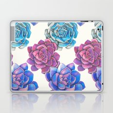 Vibrant Succulents  Laptop & iPad Skin