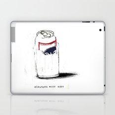 HIPSTERSMUSTDIET Laptop & iPad Skin