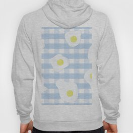 Sunny Side Up + Gingham Hoody