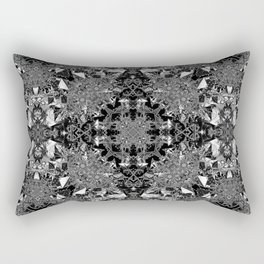 The Caverns Of Memory Rectangular Pillow