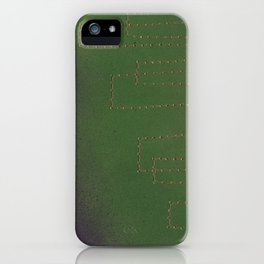 Dictionary of Obscure Sorrows - Vellichor iPhone Case