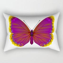 Tropical butterfly Rectangular Pillow