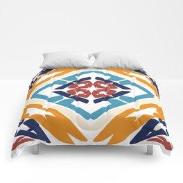 FELIZ NAVIDAD Comforters