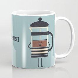 French Press Coffee Mug