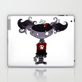 Molly the Monster Laptop & iPad Skin