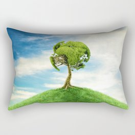 World Tree Rectangular Pillow