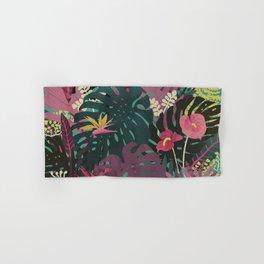 Tropical Tendencies Hand & Bath Towel