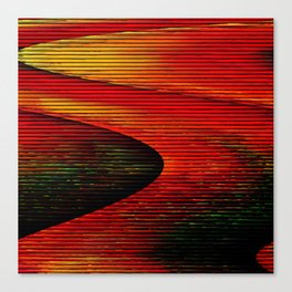 Abstract: travel to Mars Canvas Print