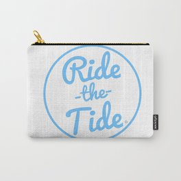 RIDE THE TIDE Carry-All Pouch