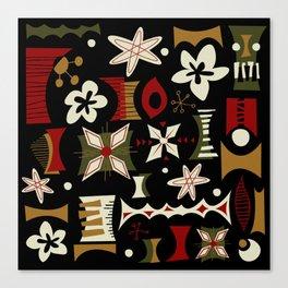 Koro Canvas Print