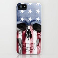 American Skull iPhone (5, 5s) Slim Case