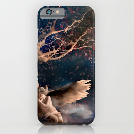Thousand Cherry Blossoms iPhone & iPod Case