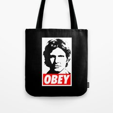 Obey Han Solo - Star Wars Tote Bag