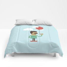 Balloon Man Comforters