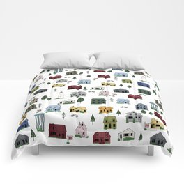 Collingwood Houses Comforters