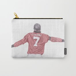 Eric Cantona Carry-All Pouch