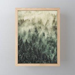 Everyday // Fetysh Edit Framed Mini Art Print