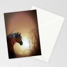 HORSE - Misty Stationery Cards
