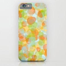 Pebbles Orange iPhone 6s Slim Case