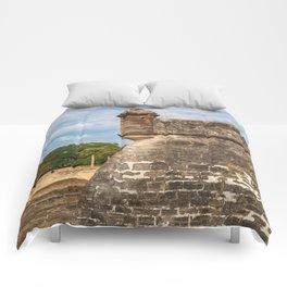 Castillo de San Marcos Comforters
