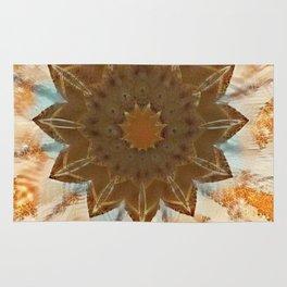 Fractal Carpet Mandala 11 Derivative Rug