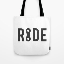 Bicycle Bike fixie gift gym sport bmx to bike Tote Bag