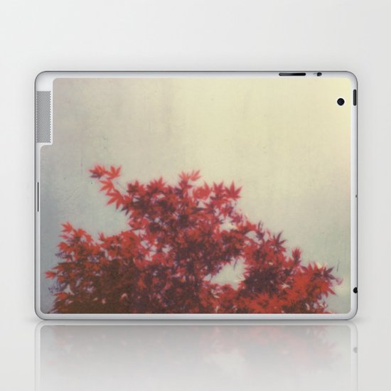 Japanese Maple Laptop & iPad Skin