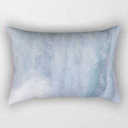 Waterfall Dreams | Landscape Photography | Niagara Falls | Canada | Nature Wild Rectangular Pillow