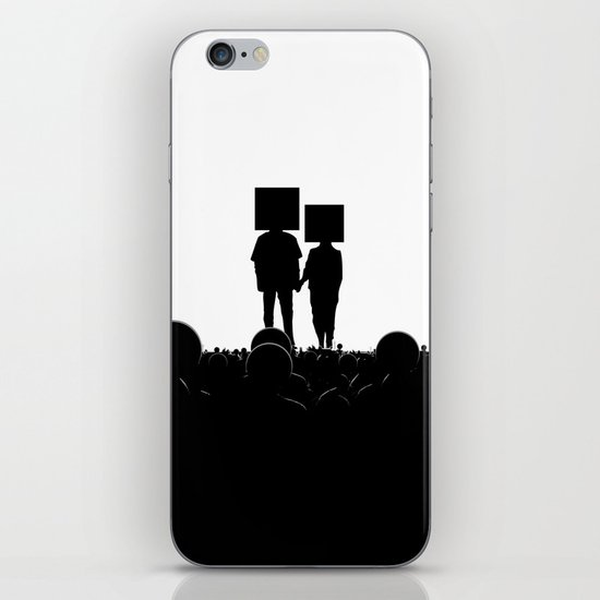 I have you. You have me. - US AND THEM iPhone & iPod Skin