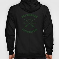 Slytherin Quidditch Team Seeker: Green Hoody