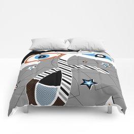 Cody F. Giddyup Comforters