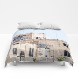 White Castle Comforters