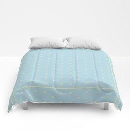 Softness in Blue Comforters