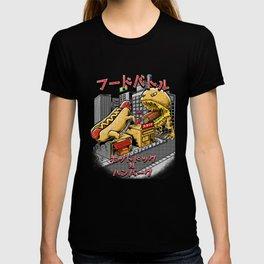 hotdog vs hambuger T-shirt