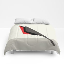 Loica chilena / Long-tailed meadowlark Comforters