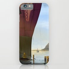 ANGRY FISHER iPhone 6s Slim Case